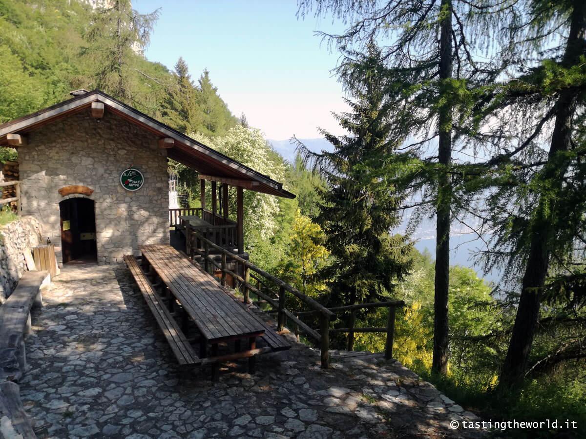 Trekking a Limone sul Garda: Baita Segala