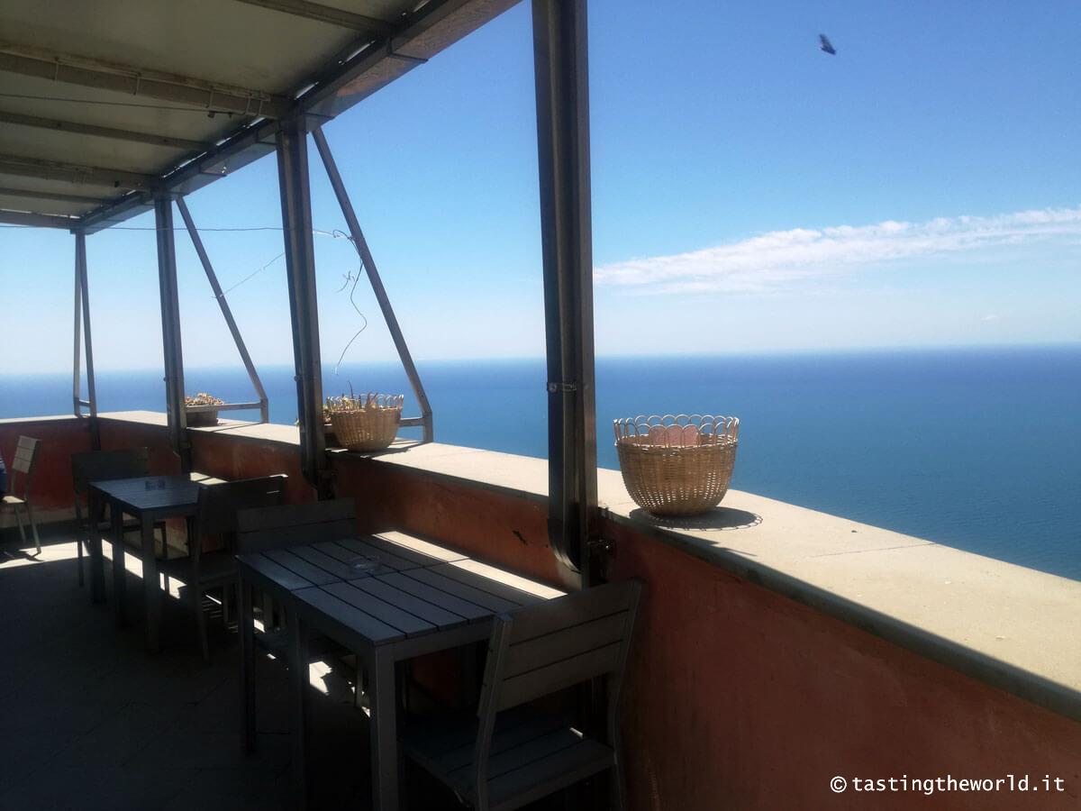 Il balcone sul mare di Campiglia
