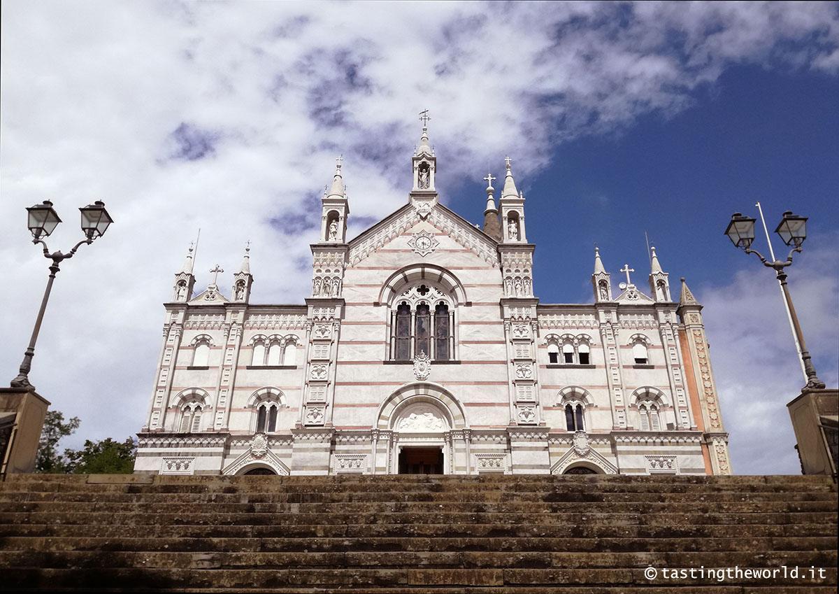 Santuario di Nostra Signora di Montallegro, Rapallo
