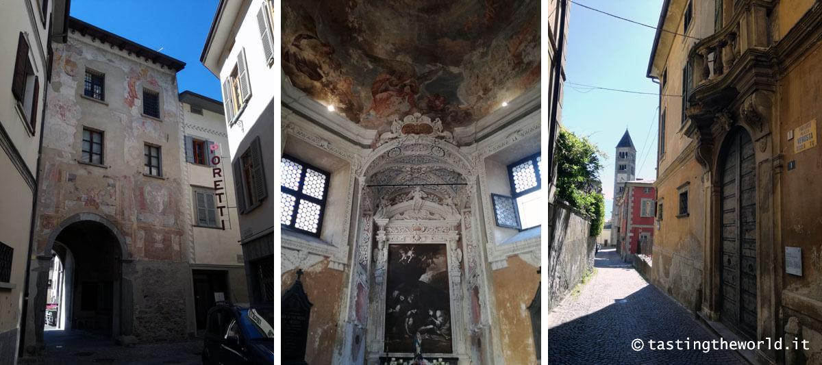 Centro storico di Tirano