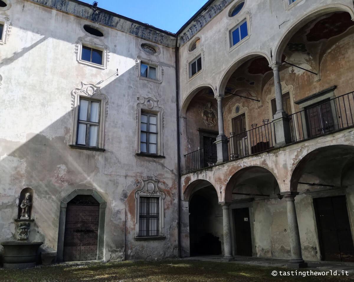 Palazzo Merizzi, Tirano