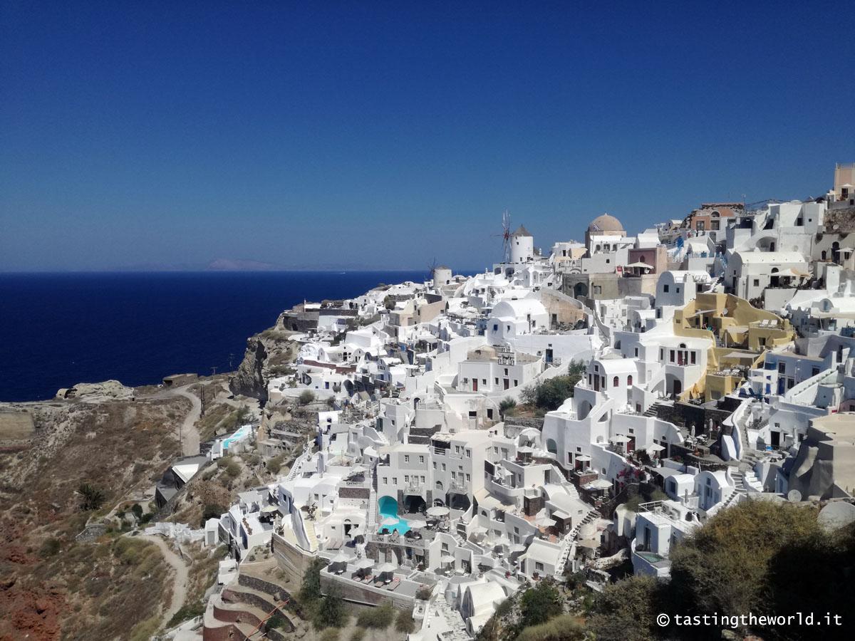 Santorini non turistica